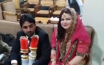 ایک اور غیرملکی حسینہ شادی کرنے پاکستان پہنچ آئی