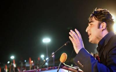 عمران خان بھگوڑے اور غدار کوبچانے کی کوشش کررہے ہیں، بلاول بھٹوزرداری
