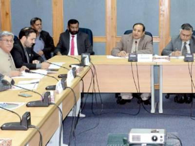 پاکستان میں فٹ بال کو مقبول کھیل بنایا جا سکتا ہے،فیفا اور متعلقہ ادارے کردار ادا کریں:خصوصی کمیٹی سینیٹ