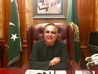 میاں صاحب لندن میں علاج کی بجائے واپس آکر مقدمات کا سامنا کریں: گورنر سندھ