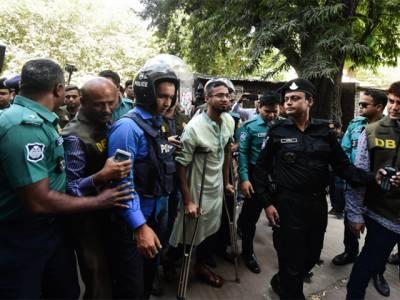 بنگلہ دیش، کیفے پر حملے میں ملوث 7 ملزمان کو سزائے موت