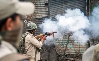 مقبوضہ کشمیرمیں بھارتی محاصرے کا116واں دن،معمولات زندگی ٹھپ