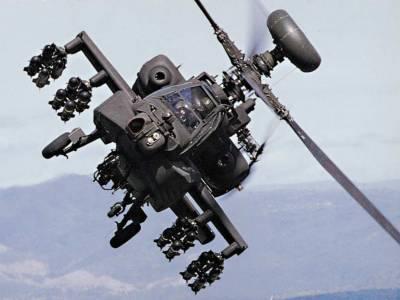 سعودی عرب کا اپاچی ہیلی کاپٹر مارا گرایا، یمن کے باغیوں نے بڑا دعویٰ کردیا