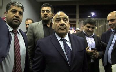 عراق کے وزیراعظم کو اچانک استعفیٰ کیوں دینا پڑ گیا؟