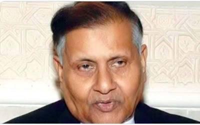 مولانا فضل الرحمان 'اسلام' بچانے کیلئے اسلام آباد آئے تھے ، سابق آرمی چیف اسلم بیگ نے بڑا دعویٰ کردیا