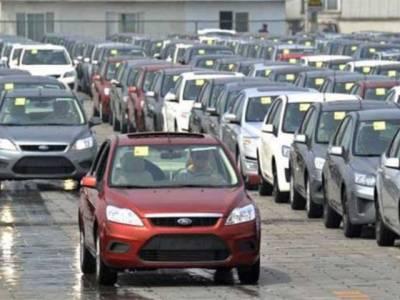 کاروں کی پیداوار اور فروخت میں چارماہ کے دوران 44فیصد کمی