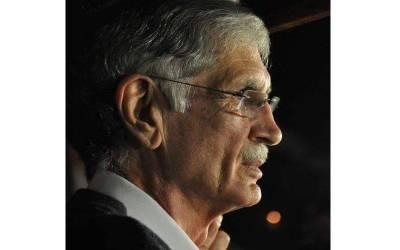 اپوزیشن کے ساتھ مذاکرات کیلئے 3رکنی کمیٹی تشکیل دیدی،پرویز خٹک