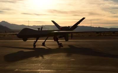 امریکہ کا ایک عرصے بعد پھر ڈرون حملہ، جانی نقصان