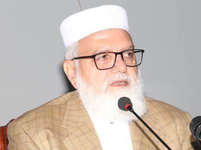 عمران خان جنرل اسمبلی میں اسلام فوبیا پراپنی تقریر اور موقف سے یوٹرن نہ لیں:لیاقت بلوچ