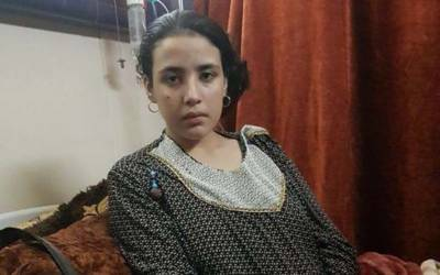 داعش کے کارکن کے ہاتھوں نوعمر لڑکی کا ریپ، پھر جب ریپ کرنے والا پکڑا گیا اور اسے اس لڑکی کے سامنے لایا گیا تو اس نے کیا کیا؟ جان کر آپ کی بھی آنکھیں نم ہوجائیں