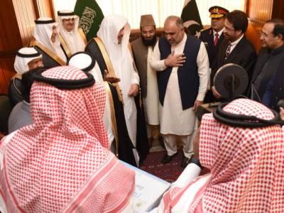 سعودی شوریٰ کونسل کا وفد تین روزہ سرکاری دورے پرکل اِسلام آباد پہنچے گا