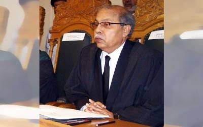 حکومت نے جسٹس گلزار احمد کی بطور چیف جسٹس تقرری کا نوٹیفکیشن جاری کر دیا ، کتنا عرصہ رہیں گے ؟ سب سے بڑی خبر آ گئی