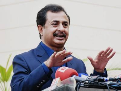 مرادعلی شاہ کرپٹ اورکریمنل وزیراعلیٰ،سندھ میں کرپشن اورغنڈاراج نہیں چلنےدیں گے:حلیم عادل شیخ