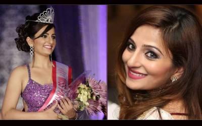 سابق پاکستانی مس ورلڈ زینب نویدکار حادثے میں جاں بحق
