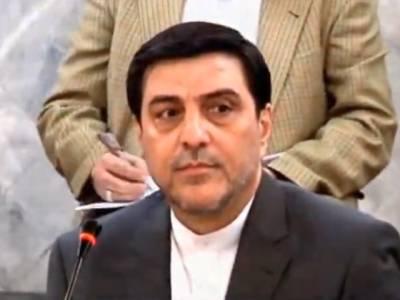 دباؤ اور دھمکیوں کے باوجود پاک ایران دو طرفہ تجارت کا حجم 6.25ارب ڈالر ہے:ایرانی قونصل جنرل محمد رضا ناظری