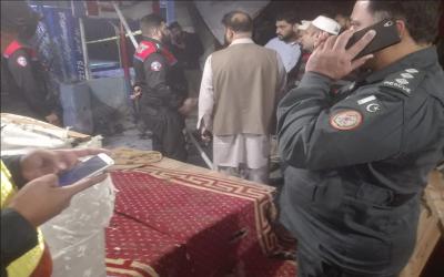 لاہور میں دھماکہ، ایک شخص جاں بحق، 5 زخمی، دھماکہ تحفظ ختم نبوت ﷺ کانفرنس میں ہوا