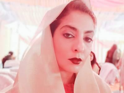 ملک پر آدم خور حکومت مسلط، حکومتی 'لاؤڈ سپیکر ز' دریائے جہلم سے ملنے والی لاوارث لاشیں ہیں:پلوشہ خان