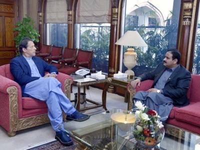 وزیر اعظم نے وزیر اعلیٰ عثمان بزدار کو اسلام آباد طلب کرلیا