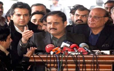 کرپشن کا خاتمہ تحریک انصاف کی حکومت کامشن ،وزیراعظم کی شفاف قیادت میں بدعنوانی سے پاک نیا پاکستان بنے گا،وزیراعلیٰ پنجاب