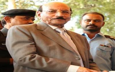 سندھ روشن پروگرام کے سٹریٹ لائٹس جعلی ٹھیکوں کا کیس،قائم علی شاہ کی عبوری ضمانت میں 19 دسمبر تک توسیع