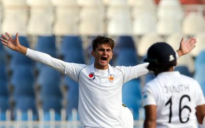 راولپنڈی ٹیسٹ، سری لنکا نے 5 وکٹوں کے نقصان پر 202 رنز بنا لئے