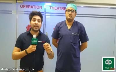 پنجاب انسٹیٹیوٹ آف کارڈیالوجی میں وکیلوں سے مار کھانے کے بعد ان کے زخموں کو ٹانکے لگانے والا عظیم پاکستانی ڈاکٹر