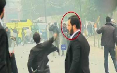 پی آئی سی پر حملہ ، وزیراعظم عمران خان کے بھانجے حسان نیازی کے گھر پر پولیس کا چھاپہ