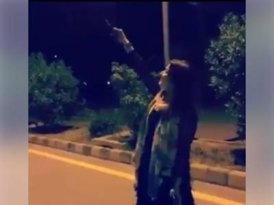 پشاور میں ہوائی فائرنگ کرنے والی خاتون کی ضمانت قبل از گرفتاری منظور