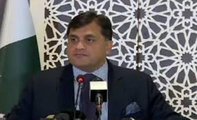 دفترخارجہ کے ترجمان ڈاکٹر فیصل کو پاکستان کا سفیر لگانے کا فیصلہ