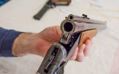میلے میں اسلحہ صاف کرتے ہوئے گولی چلنے سے شہری جاں بحق ہوگیا