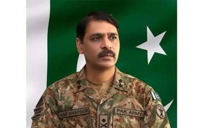 ڈی جی آئی ایس پی آر آصف غفور اچانک ایسی جگہ پہنچ گئے کہ دیکھ کر شہریوں کی خوشی کی انتہا نہ رہی