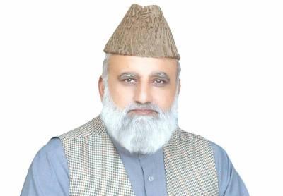وزیراعظم عمران خان شکوک وشبہات دورکرنےکےلیےکشمیری قیادت کوفوری اعتمادمیں لیں:عبدالرشید ترابی