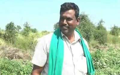 ایک فصل نے قرضے میں ڈوبے کسان کو کروڑ پتی بنادیا