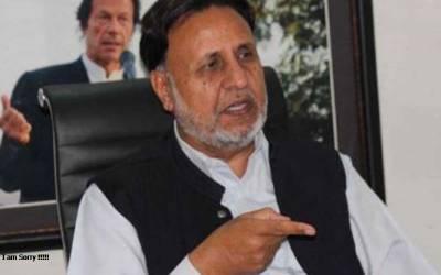 """عمران خان نے ن لیگ کا """"کڑاکا""""نکال دیاہے ، سب کو سیدھا کردیں گے ، صوبائی وزیر نے خبردار کردیا"""