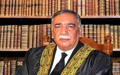 پرویز مشرف کو سزائے موت کا فیصلہ ،بالآخر چیف جسٹس آصف سعید کھوسہ بھی میدان میں آگئے