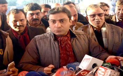 لاہورہائیکورٹ ،حمزہ شہباز کی ضمانتوں کی درخواست پر نیب کو نوٹس جاری