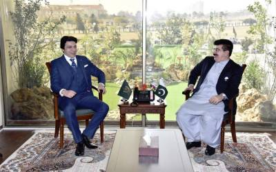 """""""پاکستانی ہونے کی حیثیت سے پرویز مشرف کے فیصلے کا احترام کرتا ہوں """"خصوصی عدالت کے فیصلے پر فیصل واوڈا کا بیان بھی سامنے آگیا"""