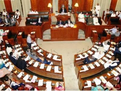 سندھ اسمبلی اجلاس ڈیڑھ گھنٹہ تاخیر سے شروع، پرویز مشرف کی صحت یابی کی دعا