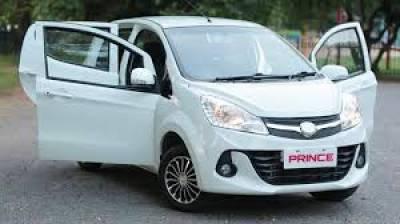 گاڑی کے خواہشمند پاکستانیوں کیلئے خوشخبری، 800 سی سی نئی پرنس پرل کار متعارف