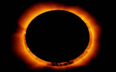 پاکستان میں آج مکمل سورج گرہن، ماہرین نے شیشے، چشمے ، کلر فلم کے ذریعے دیکھنے سے منع کردیا