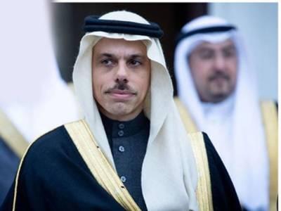 سعودی وزیر خارجہ آج پاکستان کے دورے پر آئیں گے