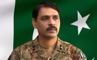 ڈی جی آئی ایس پی آر آصف غفور نے گلوکار و اداکار علی ظفر کا شکریہ ادا کر دیا
