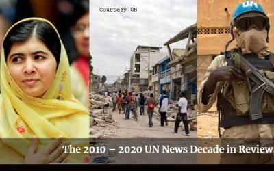 اقوام متحدہ نے پاکستانی لڑکی کو 21ویں صدی کی دوسری دہائی کی مقبول ترین لڑکی قرار دے دیا