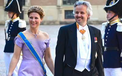 شہزادی کے سابق شوہر نے خودکشی کر لی