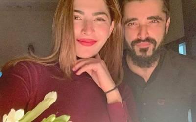 حمزہ علی عباسی کی جانب سے دین کی تبلیغ کے اعلان کے بعد پاکستانی ان کی بیگم کے کپڑے دیکھ کر غصہ ہوگئے