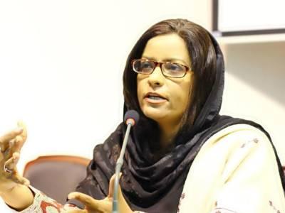 حکومت نے تبدیلی کے نام پر تباہی اور بے روزگاری کا طوفان برپا کر رکھا ہے:ڈاکٹر نفیسہ شاہ