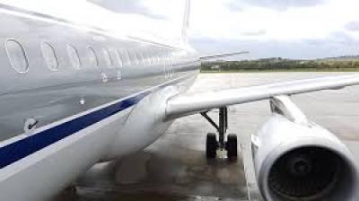 100 مسافروں سے بھرا ہوائی جہاز گر کر تباہ