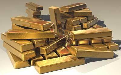 عالمی مارکیٹ میں سونے کی قیمت میں 775 روپے کا اضافہ