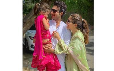 پاکستانی شوبز انڈسٹری کے سب سے پسندیدہ جوڑے شہروز سبزواری اور سائرہ یوسف کی علیحدگی ہوگئی