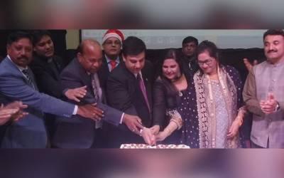 نیو اپاسٹالک چرچ کے زیر اہتمام دبئی میں کرسمس کی تقریب